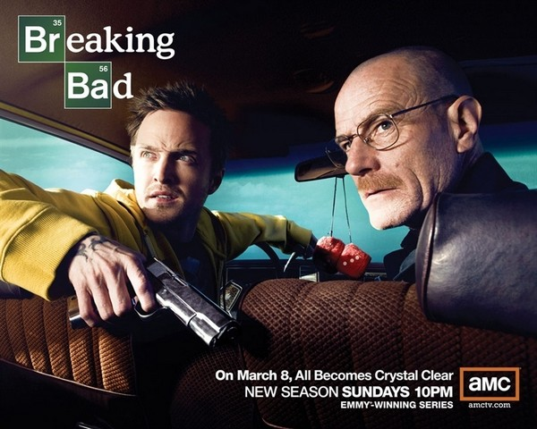 Breaking Bad is simply the