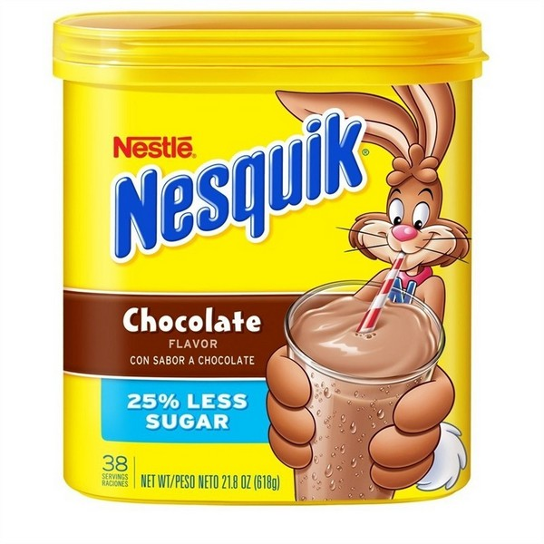 Nestlé Nesquick Powdered Mix