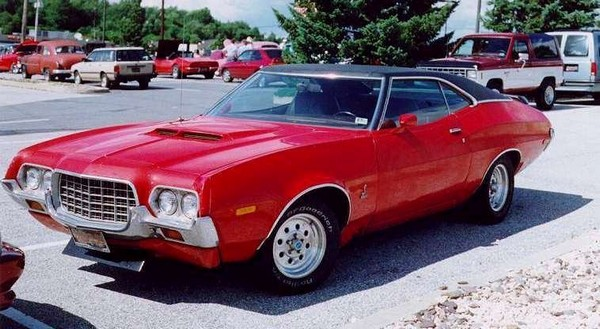 This is a 1972 Gran Torino.