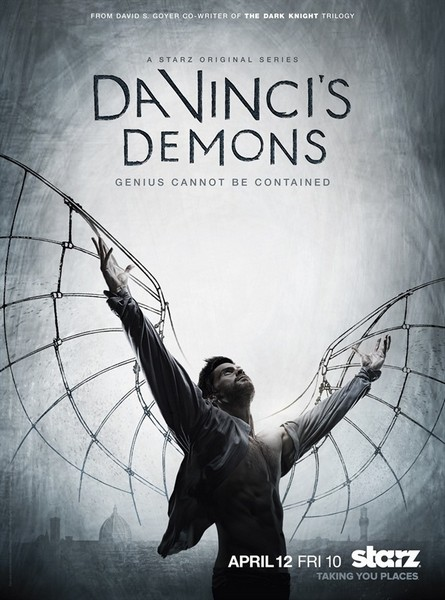 Da Vinci's Demons Art Revealed | GeekDad | Wired.