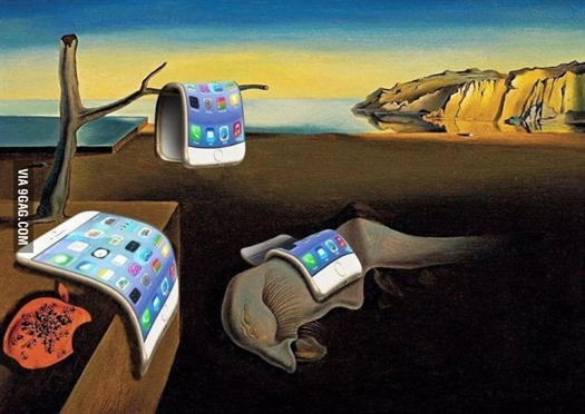 Persistence  of  iPhones