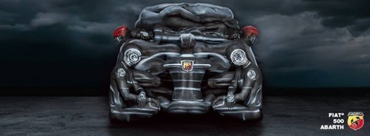 motorcycle  body  painting  art  photography  trina  merry 6  Amazing  Body  Painting  Photographs  By  Trina  Merry