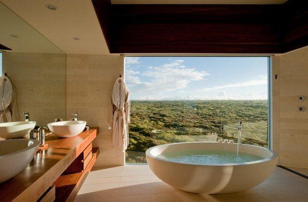 Best  for  Bathing  Down  Under:   Osprey  Pavilion  at  Southern  Ocean  Lodge