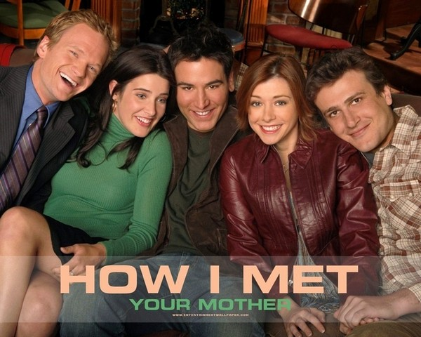 How I Met Your Mother Cast - How I Met Your Mother Wallpaper