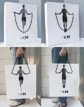 12 Creative Shopping Bags